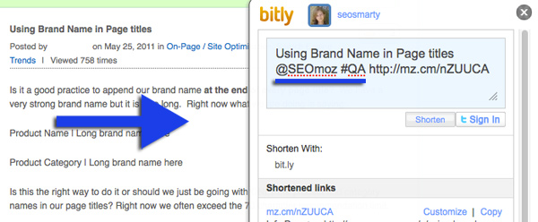 twitter button friendly 05 Do You Optimize Your Title Tags for Twitter?